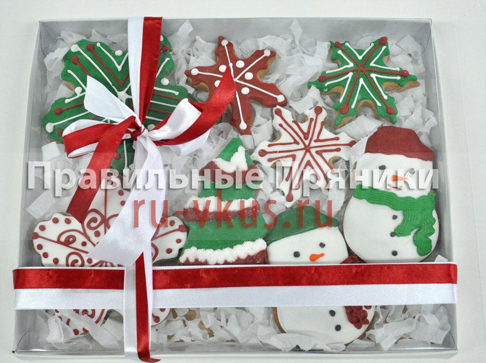 Пряники для корпоратива новогодние наборы подарки для сотрудников