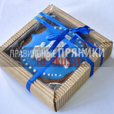 Корпоративные подарки пряники к новому году