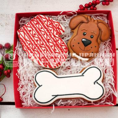 Корпоративные подарки сотрудникам Новый Год Собаки