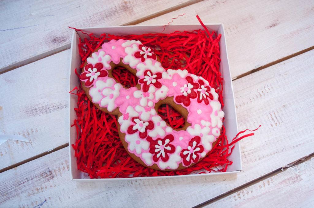 восьмое марта печенье пряники на заказ